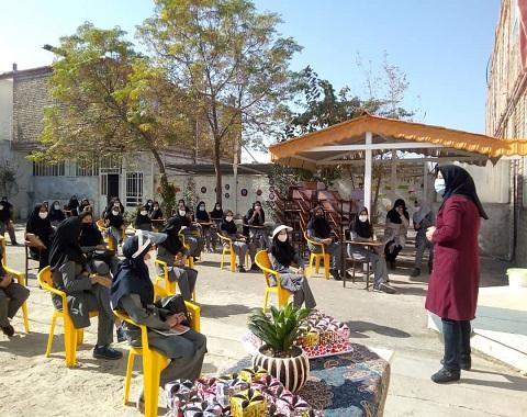 جشن روز دانش آموز برگزار شد