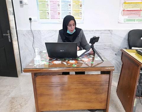 برگزاری جلسه شورای دبیران در بستر فضای مجازی
